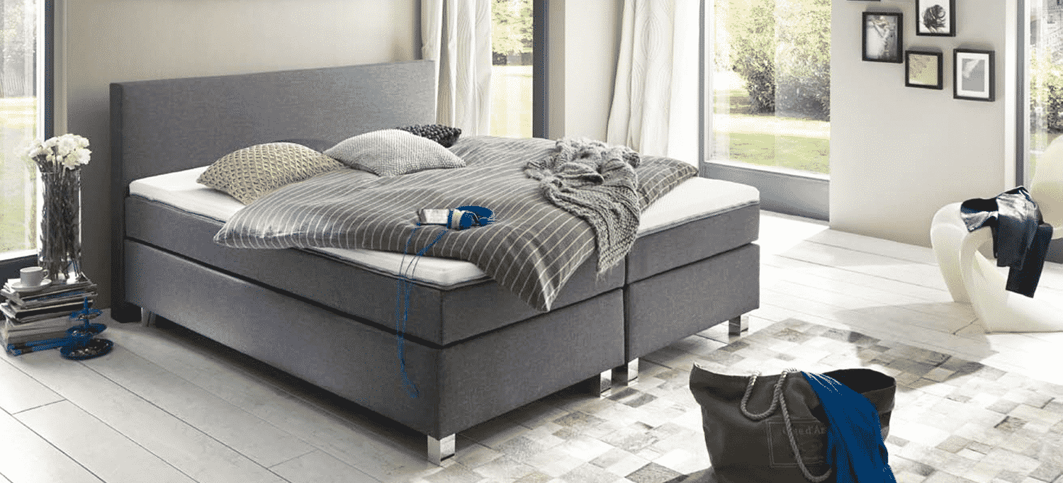Gro er ratgeber boxspring shops hamburg l beck kiel for Boxspringbetten hamburg