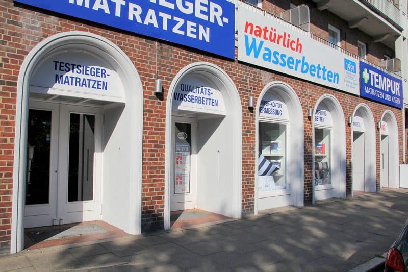 Boxspringbett Filiale Hamburg Impressionen