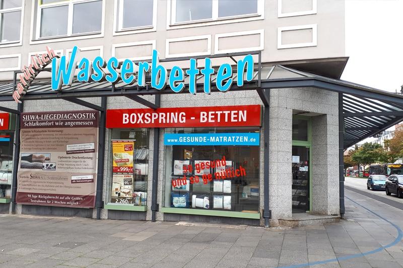 Boxspringbett Filiale Kiel Impressionen