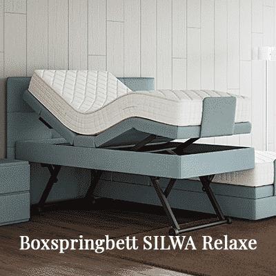 Boxspringbett Silwa Relaxe Komfortliege