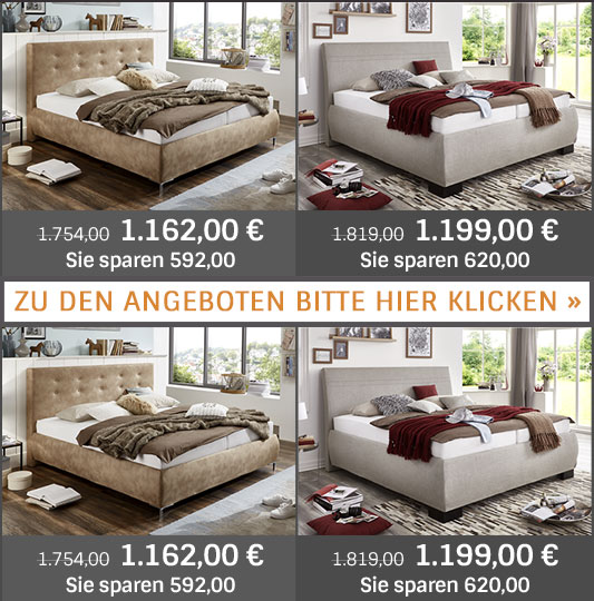 Boxspring Alternative Polster Komplettbetten