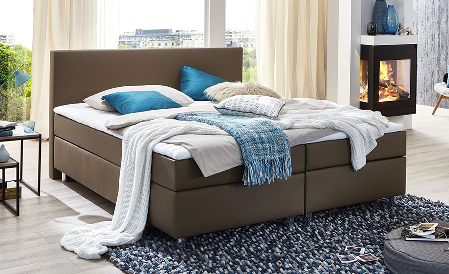 Silwa Smart Boxspringbett